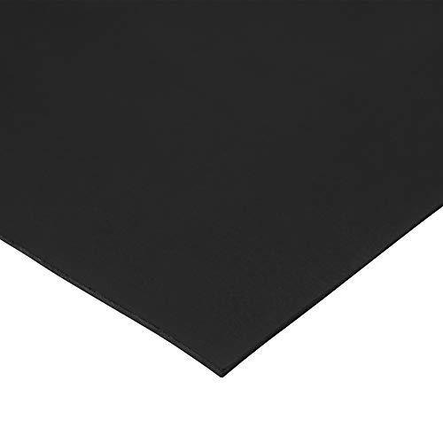 1m² Gummiplatte, Stärke: 2mm, 1,20m x 0,83m, NBR/SBR, ÖLBESTÄNDIG
