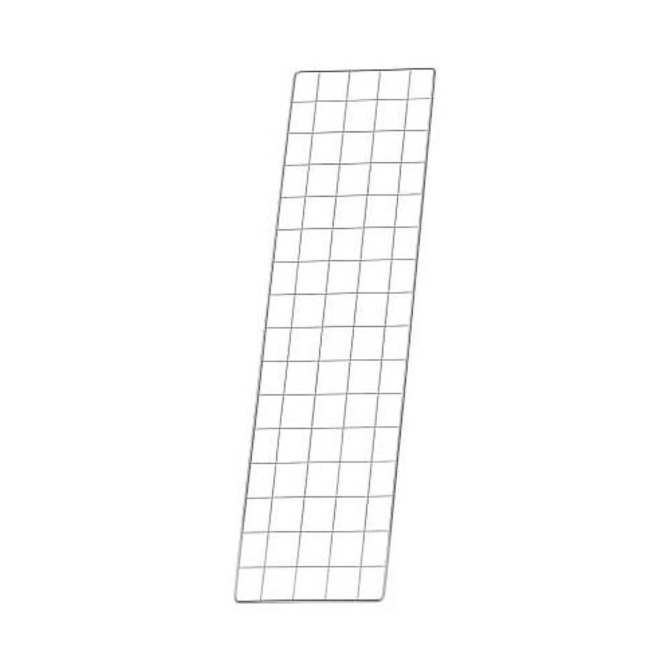 ウィザード巧みなプールTRUSCO(トラスコ) スチール製メッシュラック用サイドネット 800×235 MES-G0823