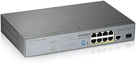 Zyxel GS1300-10HP - Conmutador PoE (10 Puertos)