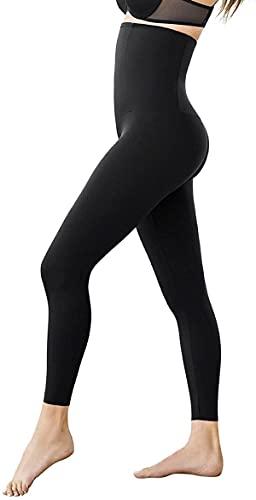 Leonisa Leggings reductores de Talle Alto Mujer - Malla pantalón anticelulítica