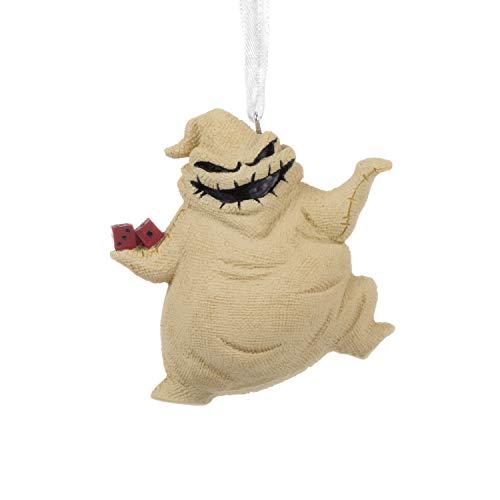 Hallmark Ornament, Disney Tim Burton's The Nightmare Before Christmas Oogie Boogie