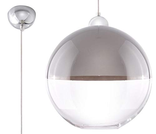 Preisvergleich Produktbild GINO Pendelleuchte Grau