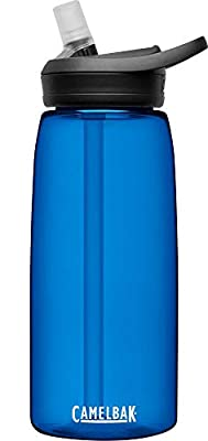 CamelBak eddy+ BPA Free Water Bottle, 32 oz, Oxford, 1L
