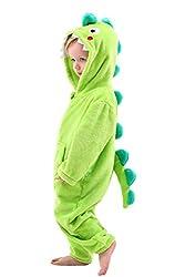 3. LOLANTA One Piece Dinosaur Onesie for Toddlers