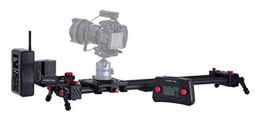 Rollei Wireless Motion Controller S1A1, Steuerungssystem für den Rollei Shark Slider S1, für Zeitraffer-Aufnahmen - Schwarz