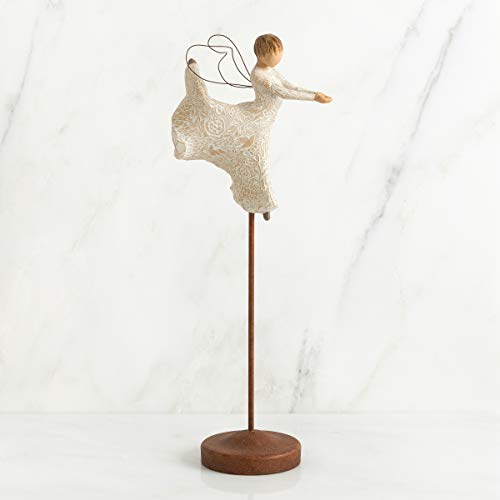 Willow Tree Dance of Life Angel, Sculpted Hand-Painted Figure