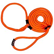 Harness Lead Escape Resistant, Reduces Pull Dog Harness, Medium/Large 40 to 170 lbs, Orange Reflective