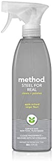 Method Steel For Real, Cleaner & Polish - 12 oz - Apple Orchard (4)