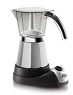 DELONGHI EMK6 for Authentic Italian Espresso, 6 cups, Stainless Steel (B00009W5F0) | Amazon price tracker / tracking, Amazon price history charts, Amazon price watches, Amazon price drop alerts