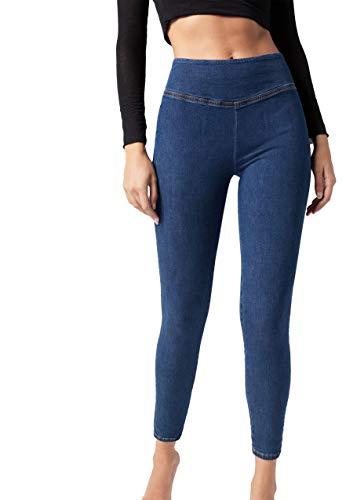 Calzedonia Damen Jeans-Leggings