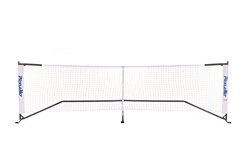 Oncourt Offcourt Classic PickleNet Pickleball Net System (Set Includes Metal Frame and Net in Carry Bag)