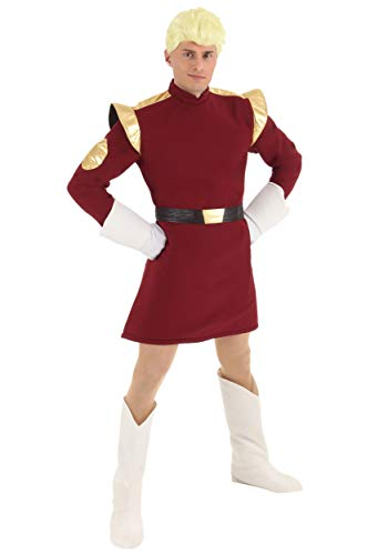 Zapp Brannigan Fancy dress costume with Wig Standard