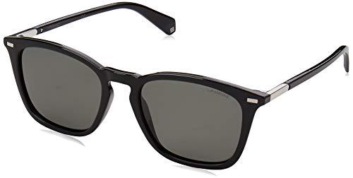 Polaroid PLD 2085/S gafas de sol, NEGRO, 52 para Hombre