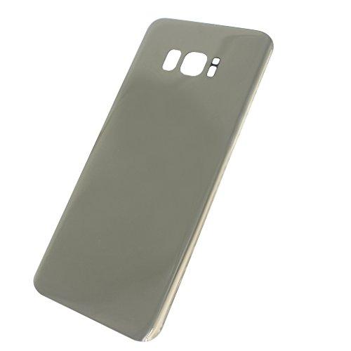 IPOTCH 1 pc Cubierta de Batería Trasera Compatible con Samsung Galaxy S8 Plus - Oro
