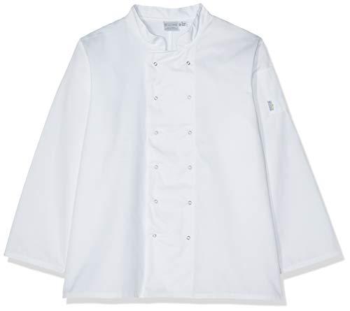 Whites Chefs abbigliamento abbigliamento a211-l Vegas giacca da chef, maniche corte, bianco