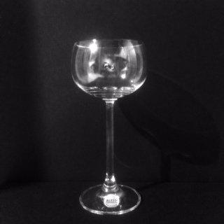 ALESSI TCAC1/2 ORSEGGI set met 6 bekers voor wijn wit en april van kristalglas