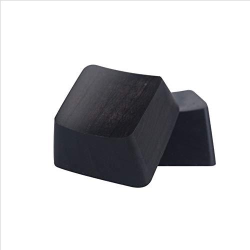 Teclas del Teclado Negro Puro Madera Nombres de Teclas for el Interruptor del Juego mecánico del Teclado Decoración R1 R2 R3 R4 1.75X 2.25x 2X 2.75X 1,25X (Color : 1x 2.25X Left Shift)