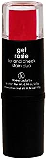 Femme Couture Get Rosie Lip & Cheek Stain Duo Blissful Coral by Femme Couture