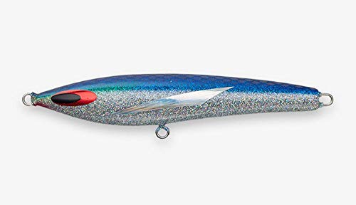 Sea Falcon G.T Custom Extra Strong Stickbait Topwater Big Game Wooden Fishing Lure 120 g