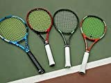 Fully Table Tennis Rackets with Ball for Kids and Adults (1 Pair, Multicolor)