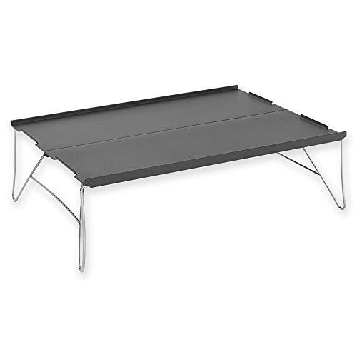 アウトドアテーブル ローテーブル ミニ 折りたたみ 組み立て式 コンパクト