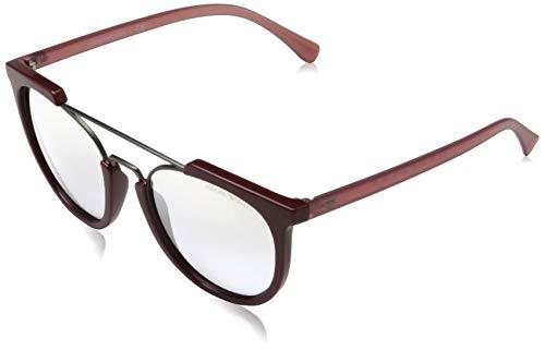 Emporio Armani 0EA4122 Gafas de sol, Bordeaux, 53 para Mujer