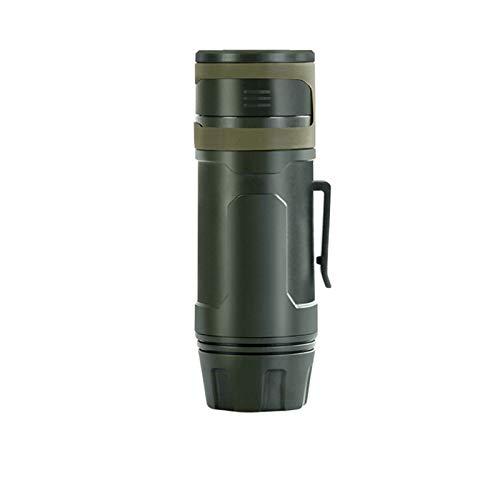 Holzsammlung Filtro per acqua per esterni con custodia a compressione Depuratore d'acqua potabile e portatile con per emergenza Escursionismo Campeggio Trekking Emergenza all'aperto