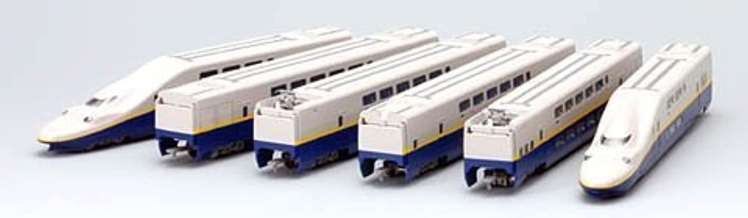 J.R. Series E4 Tohoku Joetsu Shinkansen Max (Basic A 6-Car Set) (japan import)
