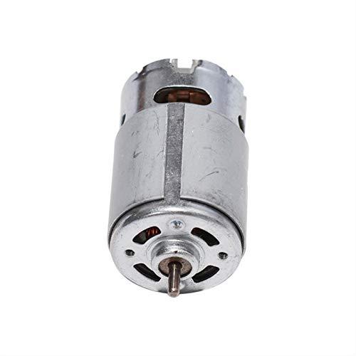 Leloo Lruirui-Motor Dc 6-14.4V DC Motor, for Various Cordless Motors, 22800/min Replacement Electric Drill Driver Screwdriver Moto, DIY Driver Parts