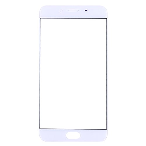 Liaoxig Oppo Spare for Oppo R9s Frontglas-Außenglaslinse (weiß) Oppo Spare (Farbe : Weiß)