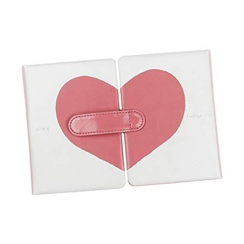 Caja de regalo de la diario del cuaderno del corazón del corazón del corazón del corazón del corazón del corazón del corazón del corazón del corazón A6 PLANIFICO DE LA REGALO A6 2021 regalos para la n