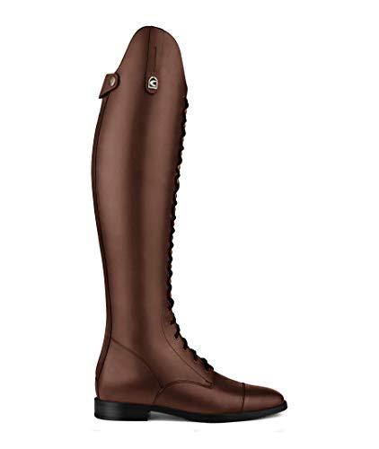 Cavallo Reitstiefel Primus Pro 6 H51 W36 Dressurstiefel Darkbrown