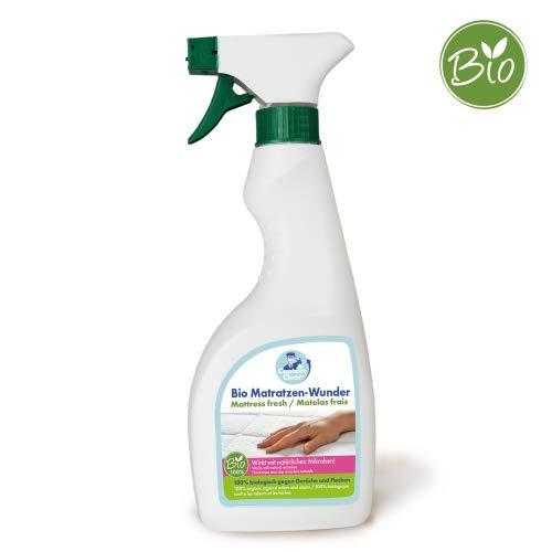 Captain Clean Bio Matratzenreiniger Spray Matratzen-Wunder 500 ml