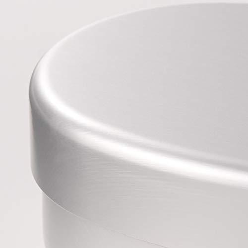 無印良品アルミ弁当箱・小約280ml/約9.5×14×高さ5cm15254613
