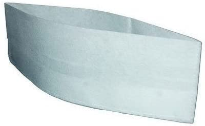 Indian Traditional Cap/Topi Gandhi Cap for Hindu Pooja White Colour 1Pc