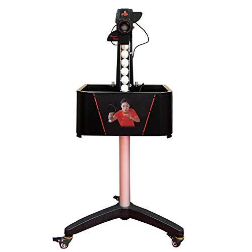 ASDQWER Rolling Mese Tennis Ball Catch Robot- Pong Plegable Ping Pong, Robot de Tenis de Mesa con la máquina de Robot de Ping Ping de la Red de Captura para Entrenar