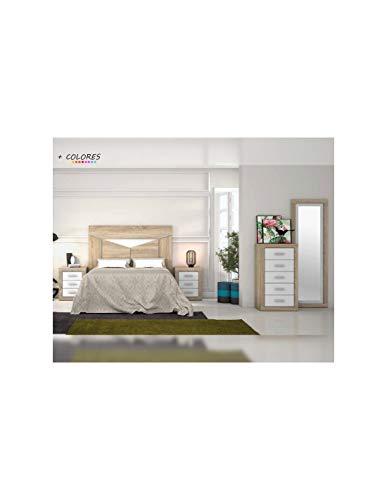 COMPOSICIÓN DE Dormitorio Lara Modelo 14