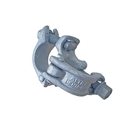 Gerüstkupplung Kupplung fest Kupplung starr Normalkupplung für Baugerüste Baugerüst Gerüste