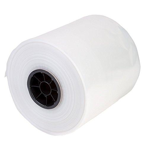 Hudson Exchange-MOD166954 LDPE Poly Tubing, Mini Roll, 8' W x 1000' L, 2 Mil