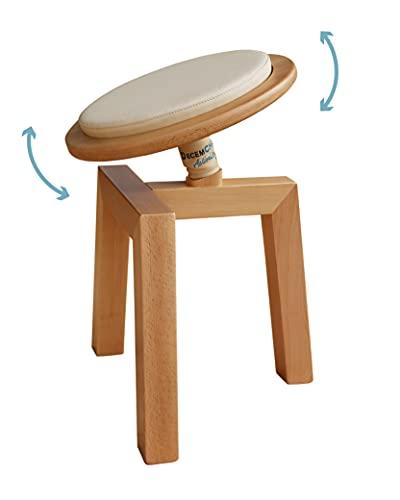 DECEM Chair. Silla Oficina Ergonómica Lumbares | Corrector de Espalda Baja...