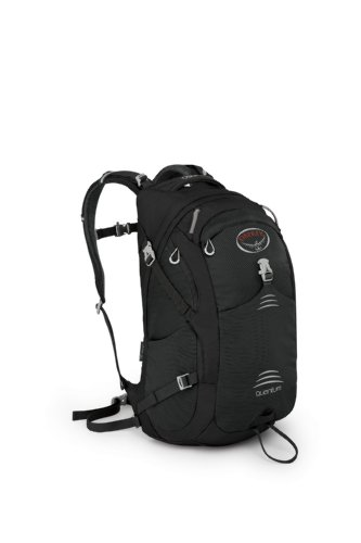 Osprey Packs Quantum Daypack (Black, One Size)