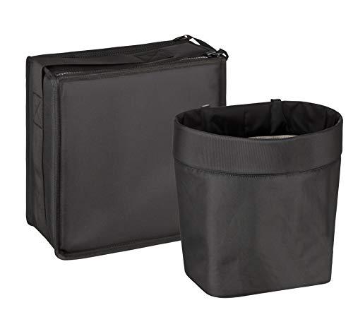 SLOTPACK Zubehör Set bestehend TrashPack Müllbehälter & SLOTPACK Cooling Bag Kühltasche für Ihr Auto | Neuestes Modell 2020