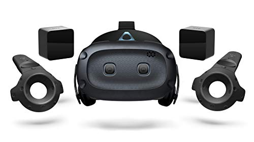 HTC VIVE Cosmos Elite VR Headset with enhanced SteamVR tracking