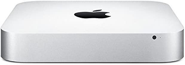Apple Mac mini, 2.8GHz Intel Core i5 Dual Core, 8GB RAM, 1TB Fusion Drive, Mac OS, Silver, MGEQ2LL/A (Newest Version) (Renewed)