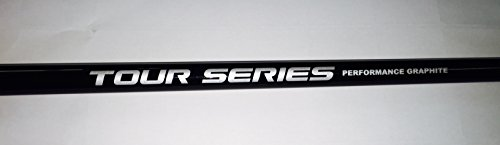 Tour Series shafts pour les bois (from driver to fairway...