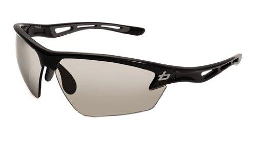 bollé Sonnenbrille Draft - Gafas de Ciclismo, Color Negro, Talla única