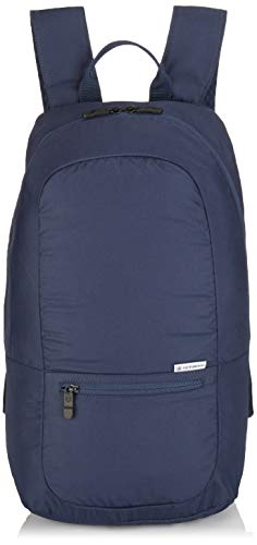 Victorinox Packable Casual Lightweight Backpack Daypack, Deep Lake, 18.1-inch