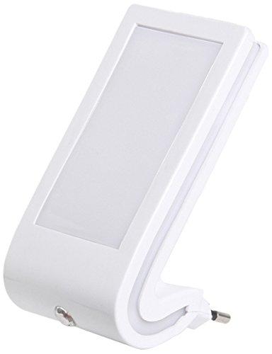 Smartwares LED-nachtlampje met schemeringssensor, energiebesparend, 10.013.05