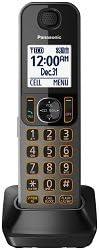 Panasonic KX-TGFA30M DECT 6.0 Additional Digital Cordless Handset for KX-TGF38 Series, Metal