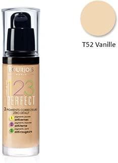 Bourjois 123 Perfect Foundation T52